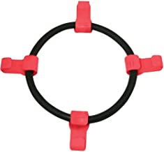 Security Chain Company QG20032 Quik Grip Medium Tire Traction Chain Rubber Tightener - Set of 2