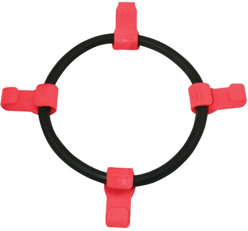 Security Chain Company QG20030 Quik Grip Small Tire Traction Chain Rubber Tightener - Set of 2