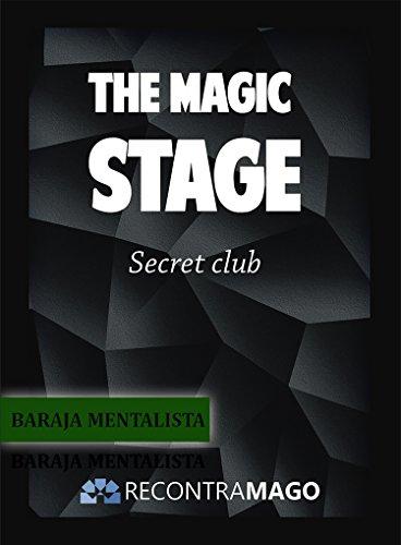 Magia - Las Mejores Barajas del Mundo - Trucos de Magia Profesionales + Acceso Área Secreta con TUTORIALES ONLINE por Magos Profesionales - juegos de magia para niños y adultos (MENTALISTA)