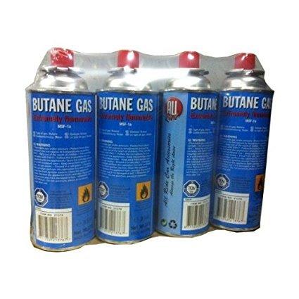 Sobazar - Lot de 4 cartouches de gaz, 227g