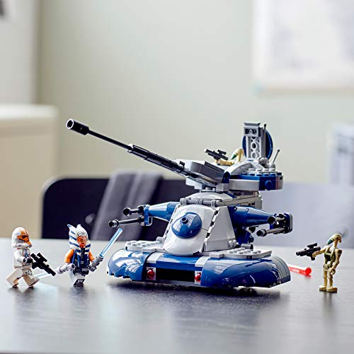 LEGO Star Wars The Clone Wars Armored Assault Tank 75283 Building Kit