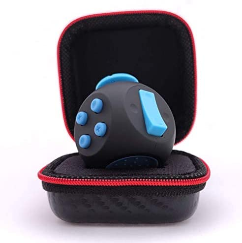 PILPOC theFube Fidget Cube Premium Quality Fidget Cube Ball with Exclusive Protective Case Stress product image