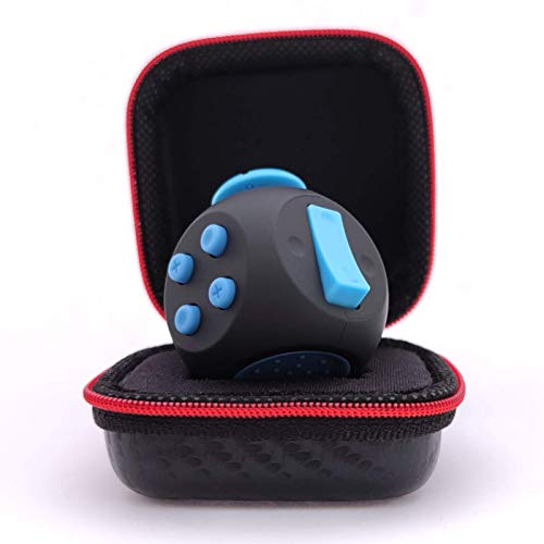 PILPOC theFube Fidget Cube - Premium Quality Fidget Cube with Exclusive Protective Case, Stress...