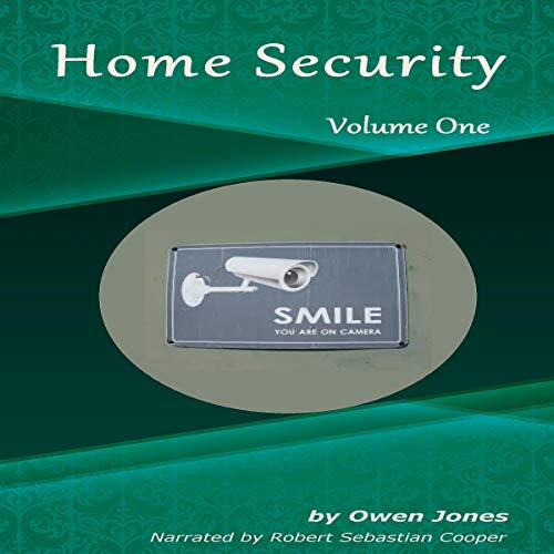 Home Security I (How to...) audiobook cover art