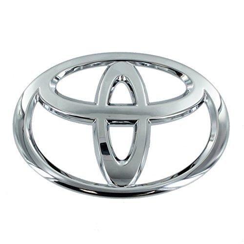 Toyota Emblem, Ersatz, Zubehör, selbstklebend, für hinten