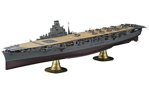 ハセガワ 1/350 日本海軍 航空母艦 隼鷹 プラモデル Z30