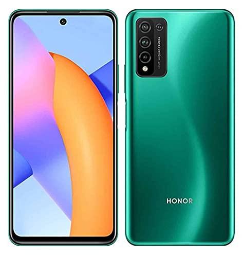 HONOR 10X Lite - Smartphone 128GB, 4GB RAM, Dual Sim, Emerald Green