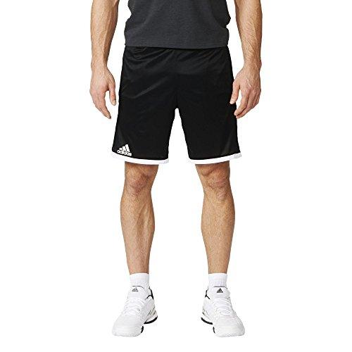 adidas Herren Shorts Court, Black/White, XL