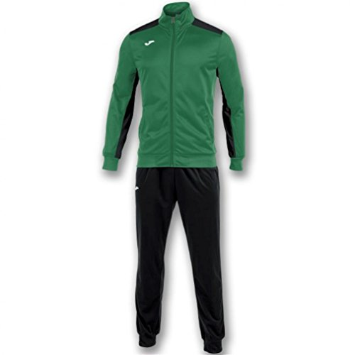 Joma Academy Chandal Caballero, Hombres, Verde/Negro, M
