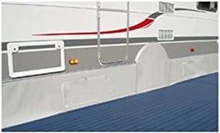 Protezione copriruota per Knaus fino ad anno di costruzione 2004 Hindermann 86 651 1 asse