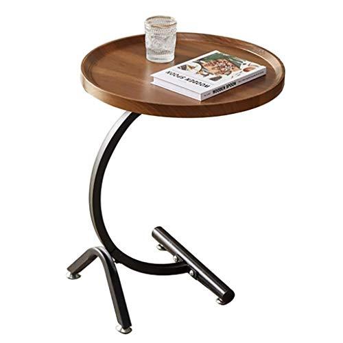 SH-tables Mesa De Centro, Pequeña Mesa Lateral/Mesa De Esquina/Mesa De Sofá Mesa Auxiliar/Mesa De Ocio, para Sala De Estar/Hotel (Color : B, Size : 40×60cm)