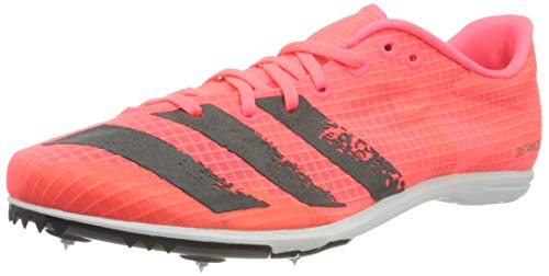 adidas Distancestar, Zapatillas de Atletismo Hombre, Rossen Negbás Cobmet, 46 EU