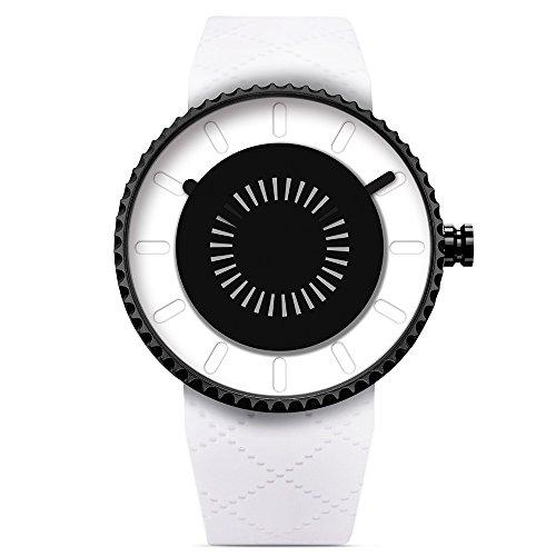 SINOBI 9742G Fashion Sports Watches for Men Orologio da polso al quarzo in silicone
