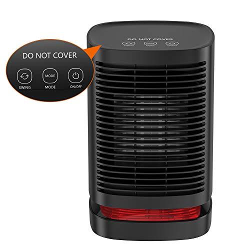 Calefactor Eléctrico Portátil Calentador 950W Calefactor