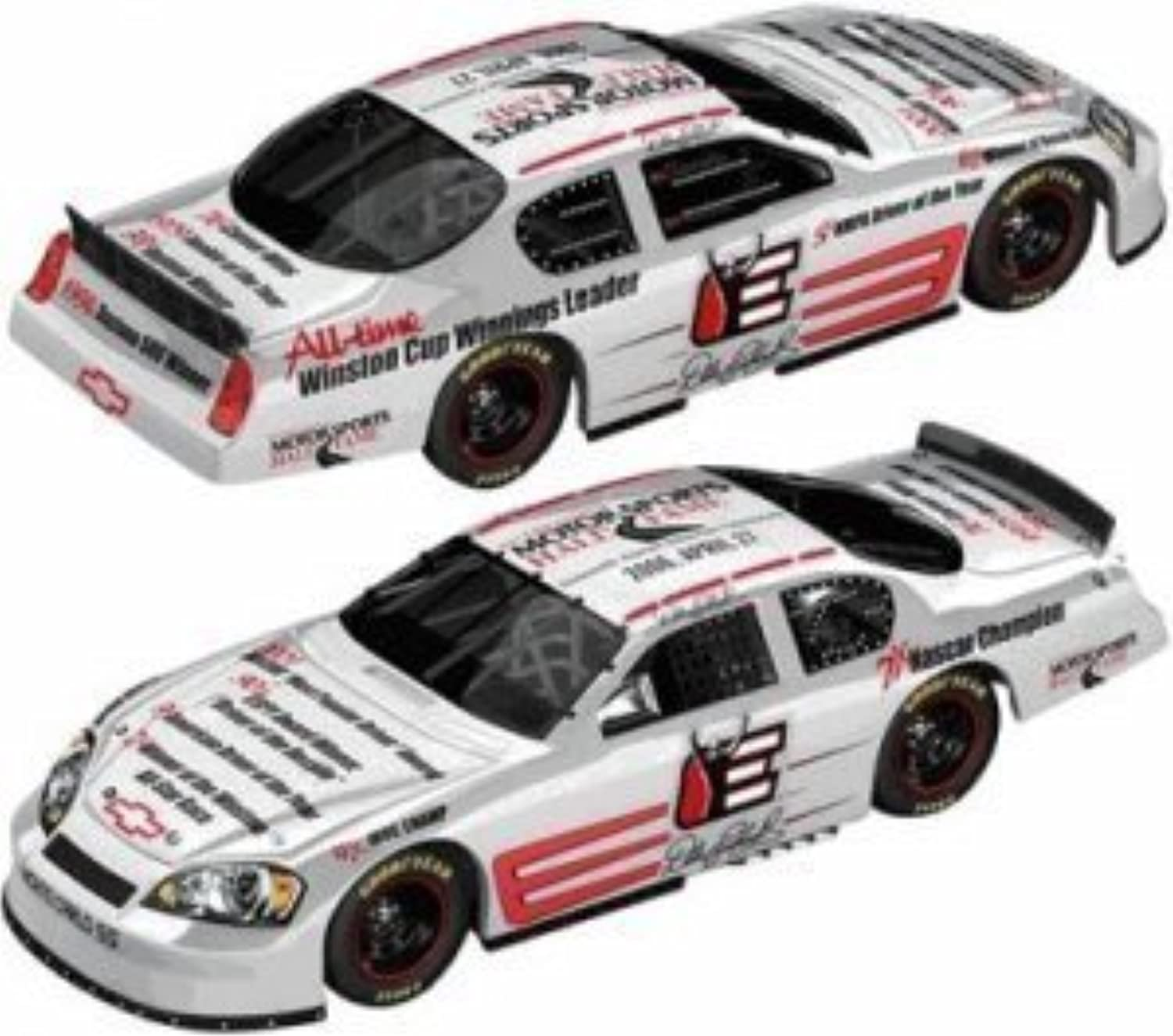 Dale Earnhardt Hall of Fame   2006 Monte Carlo SS   1 64 Scale Diecast Car by Unknown