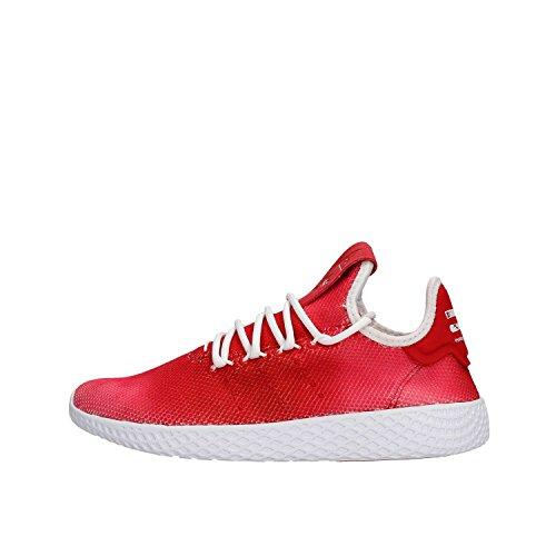 Zapatilla Adidas PW Tennis HU J Escarlata T-3.5