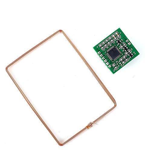 Funkmodul 134,2 KHz FDX-B EM4305 Leser UART Kontaktloser Controller mit Antenne für Maschenmarker