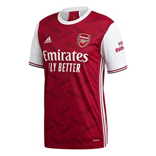 [アディダス] サッカー/フットサル ライセンスシャツ アーセナルFC ホームレプリカユニフォーム メンズ L メンズ レッド