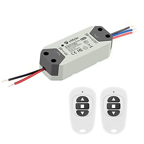 eMylo Smart Wireless RF Controlador del motor Interruptor de RF relé 220V...