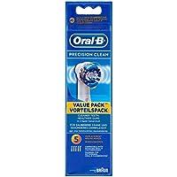 Oral-B Precision Clean - Cabezal de recambio para cepillo de dientes eléctrico, 5unidades