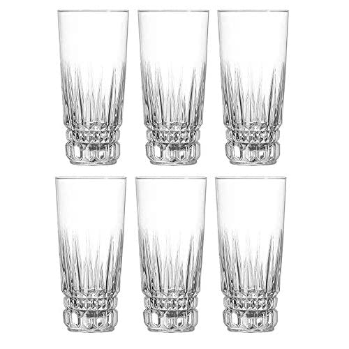 Luminarc - Set di 6 bicchieri Imperator
