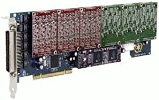 Digium 24-Port Analog Voice Board (0 FXS/0 FXO) - 1TDM2400PLF