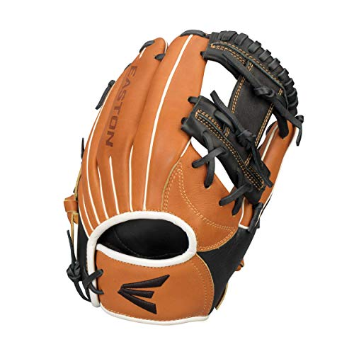 EASTON PARAGON YOUTH Baseball Glove | 2020 | Right-Hand Throw | 11' | All Position Glove | I Web | Select Cowhide Leather + Palm | Super Soft Palm Lining Enhances Grip | P1100Y