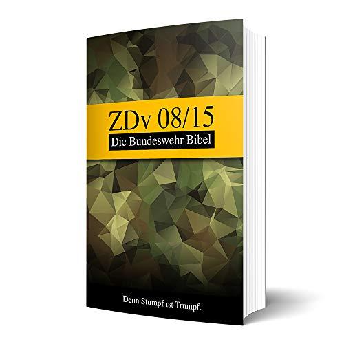 ZDv 08/15 - Die Bundeswehr Bibel