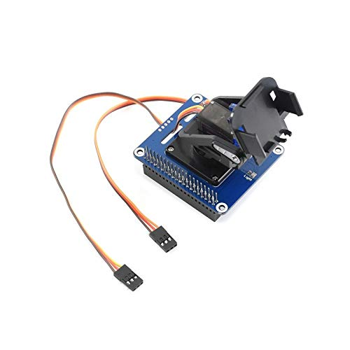 Electronic component 2-DOF Pan-Tilt HAT for Raspberry Pi, Light Intensity Sensing, I2C Interface cxh