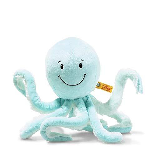 Steiff 63770 Soft Cuddly Friends Ockto Oktopus, türkis