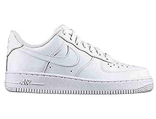 Nike Air Force 1 07 Damen-Basketballschuhe, Weiß - White (White) - Größe: 41 EU