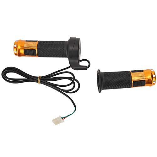 Baverta Empuñadura Accesorio para Scooter eléctrico, Scooter eléctrico Universal, empuñadura giratoria, Acelerador,...