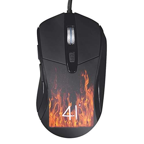 MXMYFZ Ratón de Calentador de Mano USB, calefacción por Cable con Cable de calefacción para Laptop, Juego de Invierno para Juegos de Invierno, Adecuado para Personas Mayores/niños