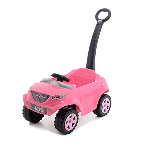 Prinsel Ride On Push Car Corsa Girl