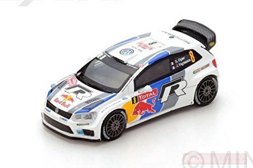Spark Model S87137 VW Polo R WRC N.8 Monte Carlo 2013 S.OGIER-J.INGRASSIA 1:87 Compatible con