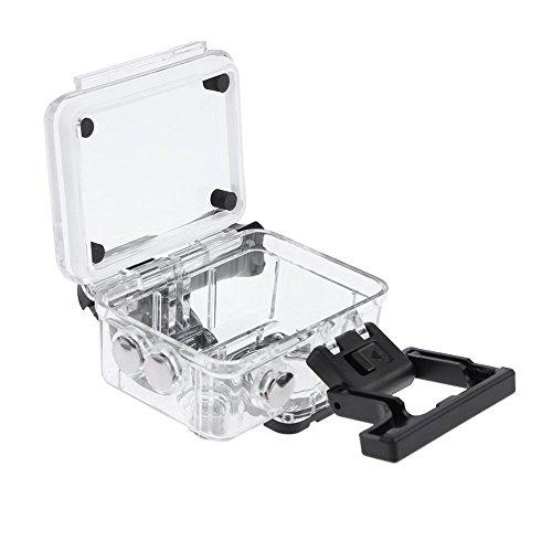 Asiproper 40m Carcasa impermeable Carcasa sumergible para SJ4000 SJ4000 Wifi SJ4000 Plus