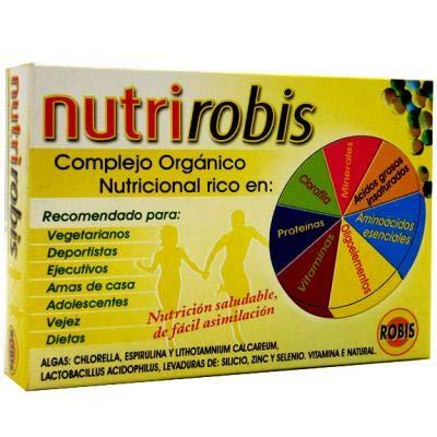 Robis Nutri Robis 60Cap. Bio 1 Unidad 100 g