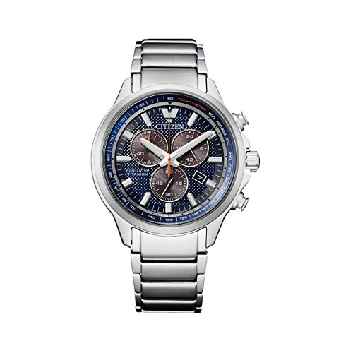 Citizen AT2470-85L Cronografi Orologi in Titanio O