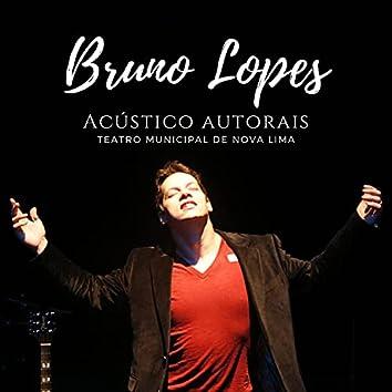 Acústico Autorais: Ao Vivo no Teatro Municipal de Nova Lima (Ao Vivo)