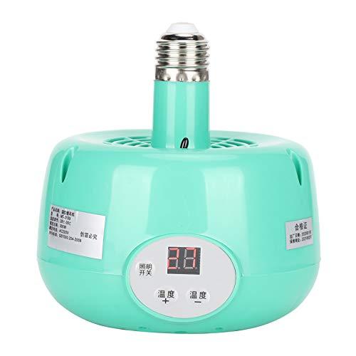 Bombilla de lámpara de calor para aves de corral de 220V E27 lámpara de calefacción para pollos y aves de corral bombilla de lámpara de calor para criadoras de lechones calentador de pollitos patos