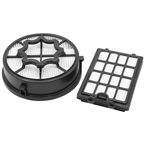 vhbw Staubsauger Filter Set passend für AEG LX4-1-SM-P, WR, EB X Efficiency Staubsauger Abluft-Filter, 1 x Hepa-Filter, 1 x Vormotor-Filter