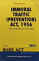 Commercial's Immoral Traffic (Prevention) Act, 1956