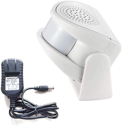 KERUI Wireless PIR Motion Sensor Door Bell Shop Visitor Alert Chime Alarm Burglar