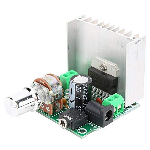 Digitale Leistungsverstärker Platine XH-A271 TDA7297 15Wx2 Zweikanalige digitale Audio-Leistungsverstärkerplatine DC 12-18V
