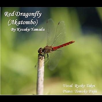 Red Dragonfly (Akatombo)