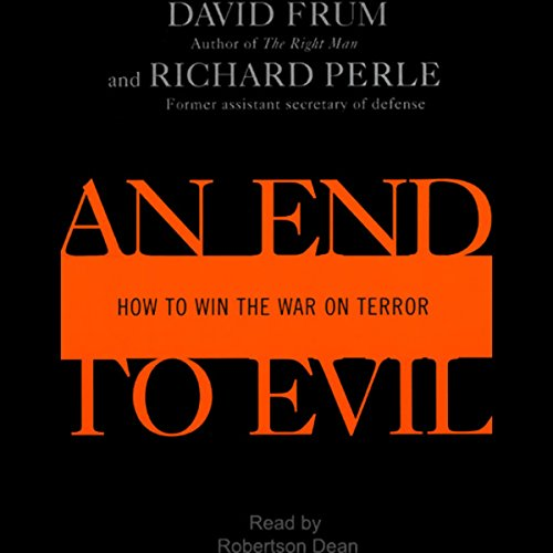 An End to Evil cover art