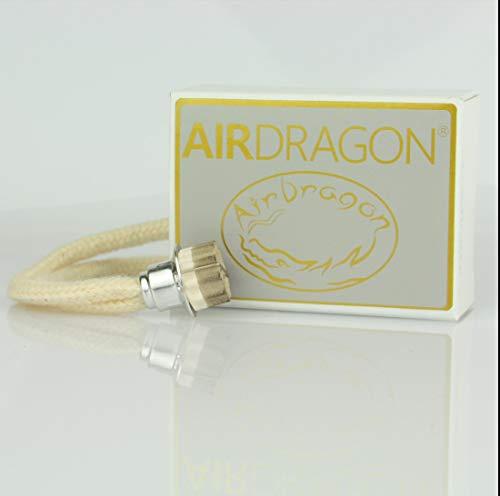AIRDRAGON - Stoppino Bruciatore Originale PICCOLO per Lampada profumata catalitica