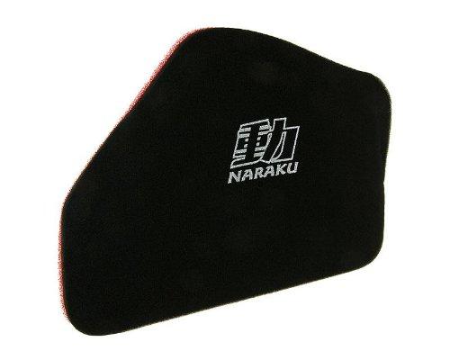 Luftfilter Einsatz Naraku Double Layer für Kymco KB 50 Meteorit Scout 50