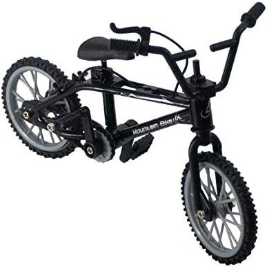 feilai New Max 53% OFF Mini Finger Bicycle DIY Alloy Simulatio Store Creative Toys