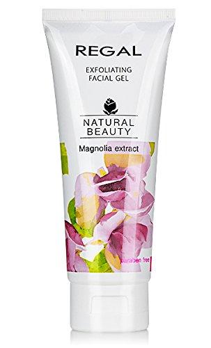 Regal Natural Beauty - Gel Exfoliante Facial para todo tipo de piel